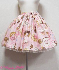 Baked Sweets Paradeスカート