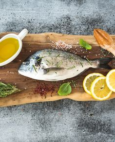 The smoky aroma of fresh fish on the braai is simply irresistible! Try out this delicious lemon & herb braaied fish recipe for your family this summer! African Christmas, Fish Recipes, Recipies, Lemon Herb, South African Recipes, Tasty, Yummy Food, Avocado Toast, Seafood