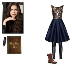 """""""Imogen Heller, 3"""" by locksley-cxli ❤ liked on Polyvore featuring Chi Chi, Maison Margiela, Once Upon a Time, women's clothing, women, female, woman, misses and juniors"""