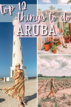 If you're looking for the perfect beach destination...look no further than Aruba! These are my 12 must-do amazing things you won't want to miss on the beautiful island of Aruba. #aruba #beachvacation
