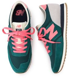 かわいい春の新色!New Balance green label relaxingネオンカラー スニーカー / new spring color from New Balance on ShopStyle
