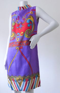 Rare Vintage 1960s Oleg Cassini for Lord & by MooreVintageBK