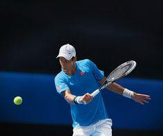 Tenue de Novak Djokovic lors de l'Open d'Australie 2015