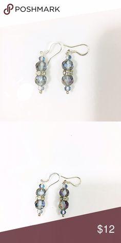 Beautiful Dangle Bead Earrings Beautiful beaded dangle earrings Jewelry Earrings