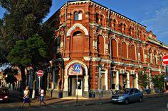 Дом Муковнина-Малины в городе Ейск