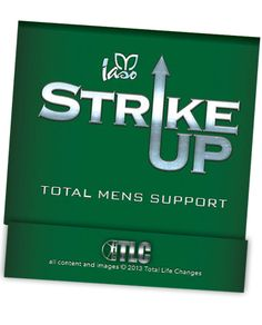 Strike Up for Men  Drug free blend of premium quality natural herbal ingredients that enhance and support sexual response lasting up to 24 hours for men.