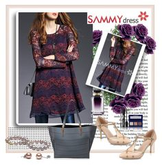 """Sammydress 12"" by car69 ❤ liked on Polyvore featuring Privé, STELLA McCARTNEY, LORAC, women's clothing, women, female, woman, misses, juniors and sammydress"