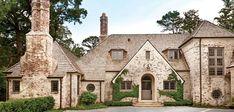 New home in Buckhead, Atlanta, GA by architect Peter Block.
