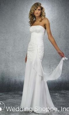 Other: buy this dress for a fraction of the salon price on PreOwnedWeddingDresses.com