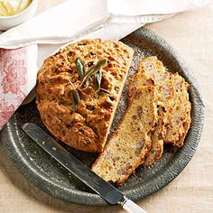 Brown Butter and Sausage Quick Bread  From Better Homes and Gardens, ideas and improvement projects for your home and garden plus recipes and entertaining ideas.