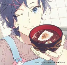 Support down the Rio men [official] ( Manga Boy, Manga Anime, Anime Art, Sanrio Hello Kitty, Little Twin Stars, Hot Anime Boy, Anime Guys, Keroppi, Sanrio Danshi