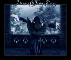 Dreams of Frozen Decay by: Ashlie Dawn Nelson @ http://devildoll.deviantart.com/gallery/ (© Sean & Ashlie Dawn Nelson - All rights reserved.) https://www.facebook.com/AshenSorrowDesign