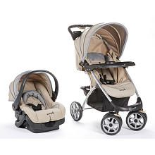 Safety 1st LiteWave Travel System Stroller - Mesa
