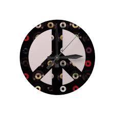 Resultado de imagen para relojes con discos de vinilo