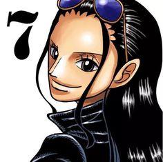 7. Nico Robin [One Piece Film: Gold]
