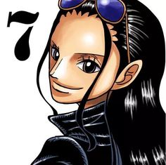 7. Nico Robin [One Piece Film: Gold]