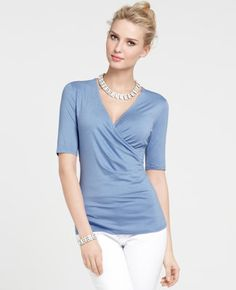 top from Ann Taylor
