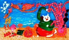 「長新太の脳内地図」展がちひろ美術館・東京で開催 - 奇想天外な発想を探る、原画やイラスト約150点の写真2