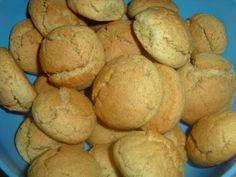 Kristininha na cozinha: Broinhas de anis