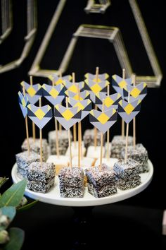One Lovely Day Dessert table for Confetti Fair