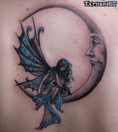 Fairy Tattoos Ideas