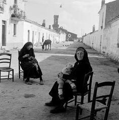 Bruno Barbey. ITALY. Calabria. 1962