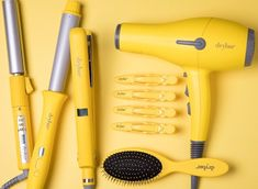 Hair Care Products, Hair Styling Tools & Hair Salon Products The hard stuff. Which is your favorite tool or accessory? Beauty Care, Hair Beauty, Hair Dryer Brands, Travel Hairstyles, Arabian Beauty, Hair Essentials, Magical Makeup, Hot Tools, Cosmetics & Perfume
