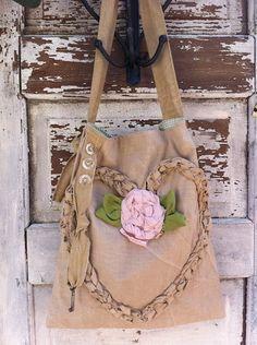 Cute DIY tote bag :-)