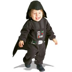 darth vader baby. (or Dart Wader, if you happen to say it auf Deutsch)