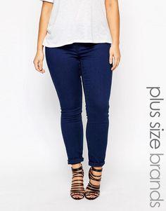 dec9bd5b2f6 Junarose Skinny Jean at asos.com. Plus-size jeans by Junarose Stretch denim  ...