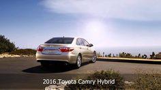 2016 Toyota Camry Hybrid from North Georgia Toyota Serving Dalton GA and Chattanooga TN!