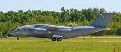 Antonov Apresenta AN-178 Para Concorrer Com KC-390 Da Embraer
