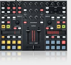 If you are already a DJ, or produce your own music and are looking for new ways to perform; 16 triggerpads, touchstrips, mixer and numerous rotary controls put your music at your fingertips.