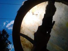 бубен; shamanic drum