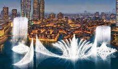 Πλησίστιος...: Τα σιντριβάνια του Ντουμπάι