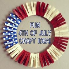 fourth of july craft ideas ...