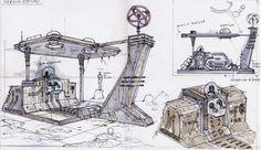 Fallout Concept Art, Fallout Art, Fallout New Vegas, Bioshock Cosplay, Arcology, Apocalypse Art, Lone Survivor, Star Wars Episode Iv, Shoulder Armor