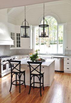 Beautiful kitchen sink area House 214 Design blog Kitchen
