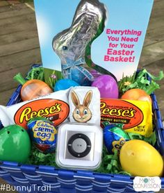 Easter Traditions with HERSHEY'S #BunnyTrail http://www.momsconfession.com/easter-traditions-with-hersheys/ #Easter