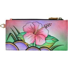 credit card design Womens ANNA by Anuschka Leather Credit Card Organizer/Wallet 1713 Business Card Holders Credit Card Images, Credit Card Design, Best Credit Cards, Credit Score, Credit Card Machine, Real Leather Wallet, Credit Card Application, Card Organizer, Painting Leather