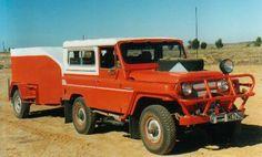 1978 Nissan Patrol G60 4lt 5 speed MWB