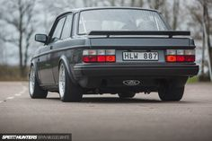 Turbo Bricking It: Riding In A Volvo - Speedhunters Volvo Coupe, Volvo Cars, Custom Trucks, Custom Cars, Volvo 740, Classy Cars, Motor Car, Cool Cars, Automobile