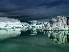 Icebergs II - loveyourpix.com