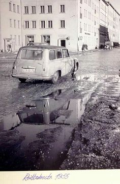 Reitbahnstrasse, 1955