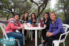 Oktoberfest Argentina 2014. Girls from Rosario. First weekend of the Oktoberfest.