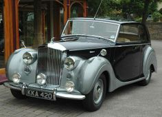 1949 Two-door Saloon by James Young (chassis B104CF)