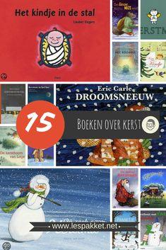 Het Sinterklaasfeest moet nog gevierd worden maar de weken tot de kerstvakantie zijn zo kort. Heb jij al een prentenboek uitgekozen om voor te lezen? Ik help je vandaag een beetje op weg met 15 boekentips voor bij het thema kerst! #JufBianca