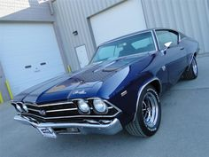 the 1969 chevelle is definitely my number one choice when it comes to American Muscle.