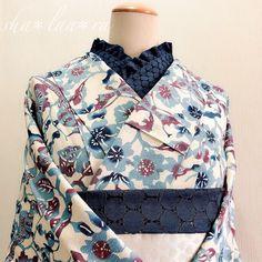 Modern Kimono, Yukata Kimono, Japanese Kimono, Japan Fashion, Kimono Fashion, Absolutely Stunning, Traditional Outfits, Asian, Style Inspiration