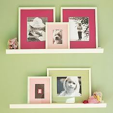 picture frame cluster